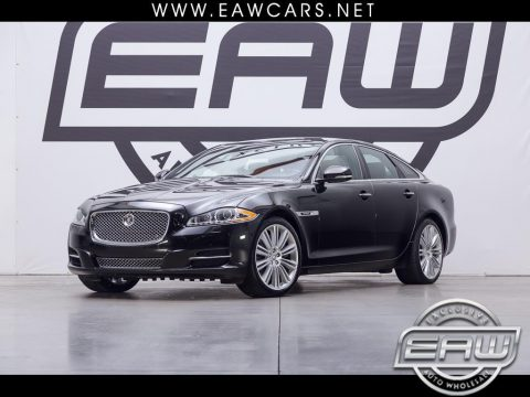 2013 Jaguar XJ Supercharged for sale
