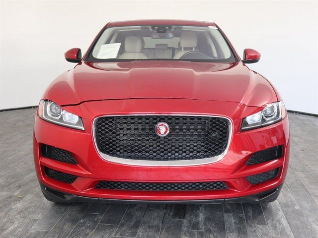 2018 Jaguar F Pace 30t Premium