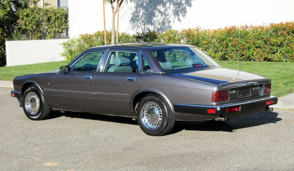 1990 Jaguar XJ6 One Owner California Original